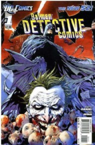 Detective Comics (2nd Series) 2012 - 2015 #1