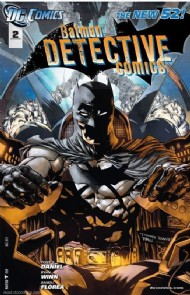 Detective Comics (2nd Series) 2012 - 2015 #2