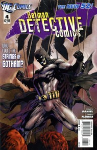 Detective Comics (2nd Series) 2012 - 2015 #4