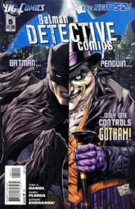 Detective Comics (2nd Series) 2012 - 2015 #5