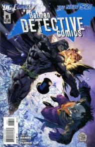 Detective Comics (2nd Series) 2012 - 2015 #6
