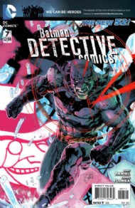 Detective Comics (2nd Series) 2012 - 2015 #7