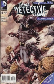Detective Comics (2nd Series) 2012 - 2015 #8