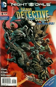 Detective Comics (2nd Series) 2012 - 2015 #9