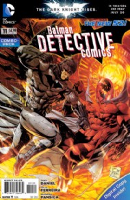Detective Comics (2nd Series) 2012 - 2015 #11