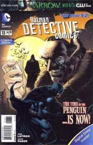Detective Comics (2nd Series) 2012 - 2015 #13