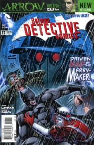 Detective Comics (2nd Series) 2012 - 2015 #17