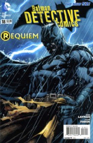 Detective Comics (2nd Series) 2012 - 2015 #18