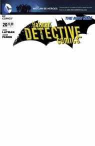 Detective Comics (2nd Series) 2012 - 2015 #20