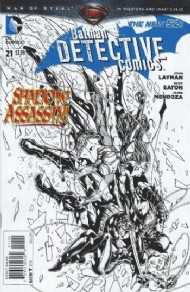 Detective Comics (2nd Series) 2012 - 2015 #21