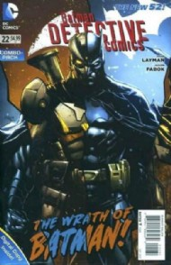 Detective Comics (2nd Series) 2012 - 2015 #22