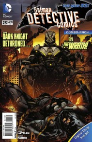 Detective Comics (2nd Series) 2012 - 2015 #23