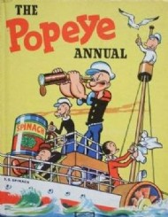 The Popeye Annual 1960 - 1981 #1960