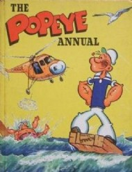 The Popeye Annual 1960 - 1981 #1961