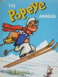 The Popeye Annual 1960 - 1981 #1962