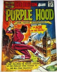 The Purple Hood 1967 #1