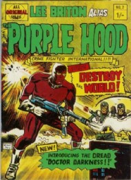 The Purple Hood 1967 #2