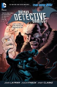 Detective Comics (2nd Series): Emperor Penguin 2013 #3