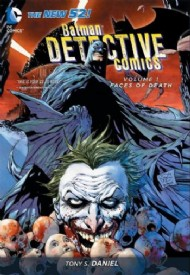 Detective Comics (2nd Series): Faces of Death 2012 #1