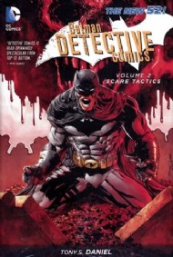 Detective Comics (2nd Series): Scare Tactics 2013 #1