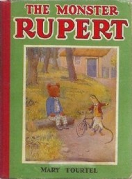 The Rupert Monster 1950s