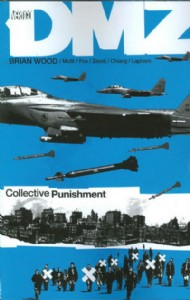 Dmz: Collective Punishment 2011 #10