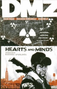 Dmz: Hearts and Minds 2010 #8