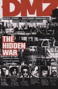 Dmz: the Hidden War 2008 #5
