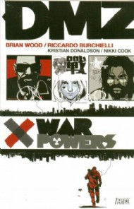 Dmz: War Powers 2009 #7