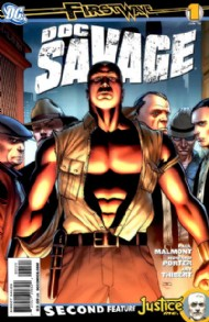 Doc Savage (Series Three) 2010 - 2012 #1