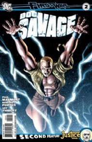 Doc Savage (Series Three) 2010 - 2012 #2