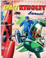 The Space Kingley Annual 1953 #2