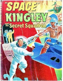 The Space Kingley Annual #3