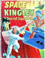 The Space Kingley Annual 1953 #3