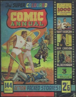 The Super Coloured Comic Annual #1951
