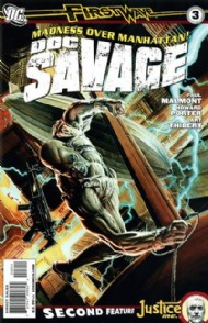 Doc Savage (Series Three) 2010 - 2012 #3