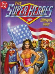 The Super Heroes Annual 1982 - 1983 #1982
