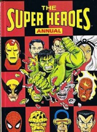 The Super Heroes Annual 1982 - 1983 #1990