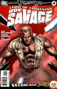 Doc Savage (Series Three) 2010 - 2012 #4