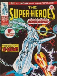 The Super-Heroes 1975 - 1976 #1