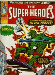 The Super-Heroes 1975 - 1976 #3