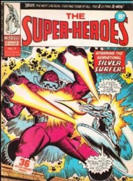 The Super-Heroes 1975 - 1976 #4