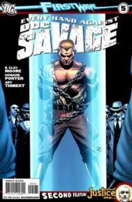 Doc Savage (Series Three) 2010 - 2012 #5