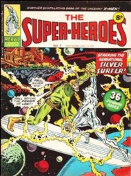 The Super-Heroes 1975 - 1976 #7