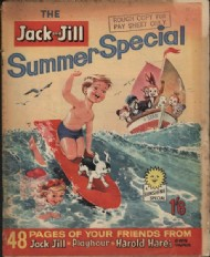 Jack and Jill Summer / Holiday Special  #1961