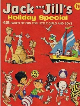 Jack and Jill Summer / Holiday Special #1966