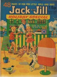 Jack and Jill Summer / Holiday Special  #1974