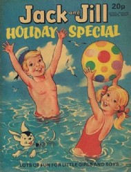 Jack and Jill Summer / Holiday Special  #1975