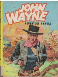 John Wayne Adventure Annual  #1954