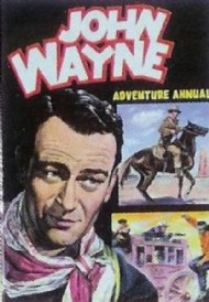 John Wayne Adventure Annual  #1958